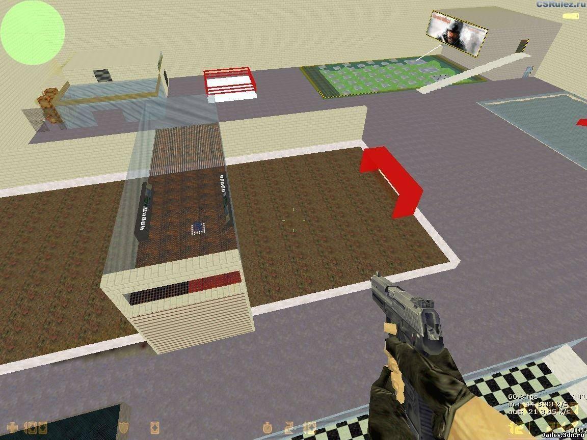 Сервера в кс 1 6 побег из тюрьмы 4 фотография